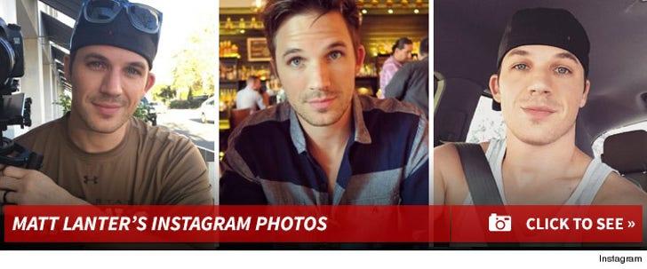 Matt Lanter's Instagram Photos