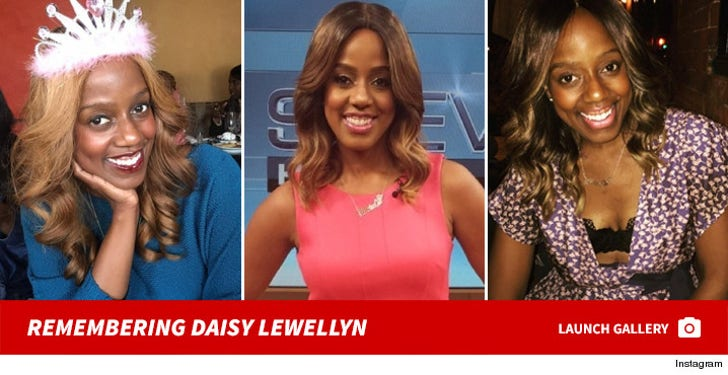 Remembering Daisy Lewellyn
