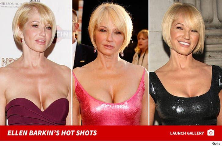 Ellen Barkin's Hot Shots