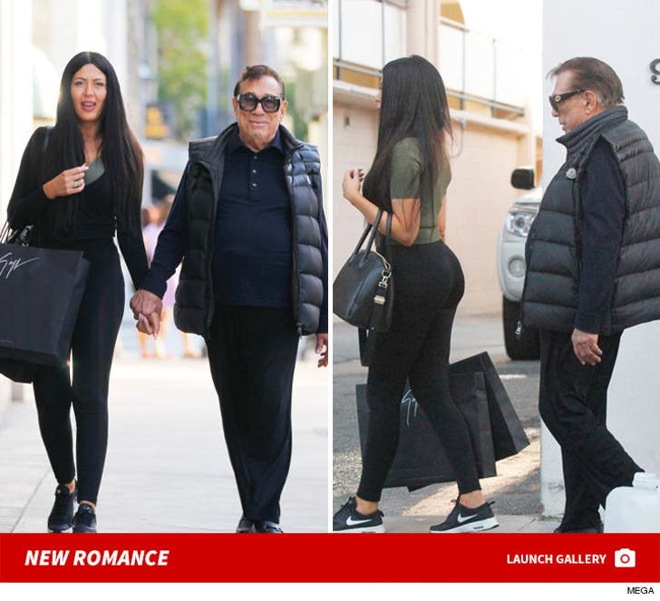 Donald Sterling -- Shopping Spree With New GF