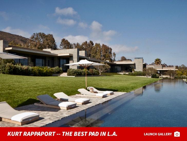 Kurt Rappaport -- The BEST Pad in L.A.