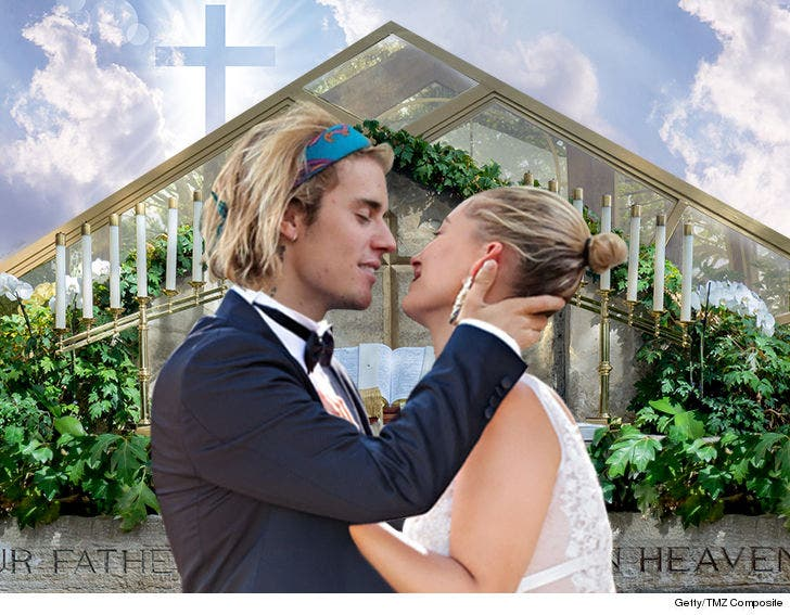 Justin Bieber & Hailey Baldwin Want God To Make Their Marriage Official