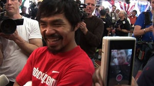 Manny Pacquiao -- When Bros Come to Blows