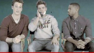 Zac Efron -- What I Want You To Believe About My Broken Jaw
