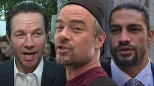 Mark Wahlberg, Josh Duhamel and Roman Reigns Safe from DEA Steroids Probe