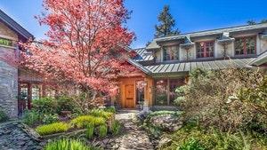 Oprah Buys Island Estate in Washington State for Over $8 Million
