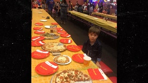 Lonely Pizza Party Kid's Parents Insist Viral Fame Wasn't Planned