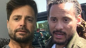 David Charvet Files for Restraining Order Against Team USA Soccer Star Jermaine Jones