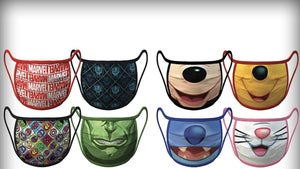 Disney Selling Character Face Masks, Donating Proceeds to Charity
