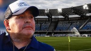 City of Naples Renames Stadium to Honor Diego Maradona After His Death