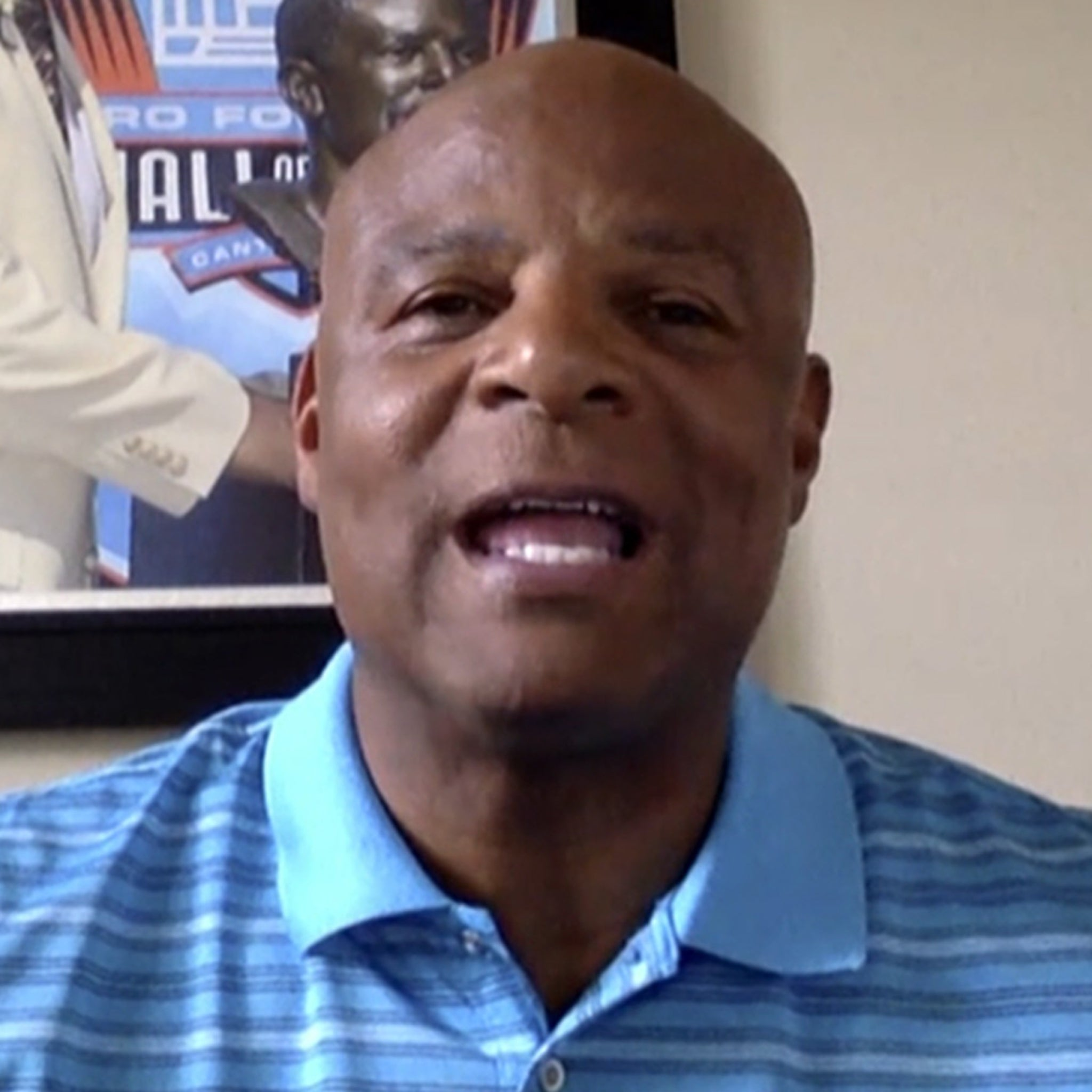 Warren Moon Says Eli Manning Is a Hall of Famer, He Has 2 Rings!!