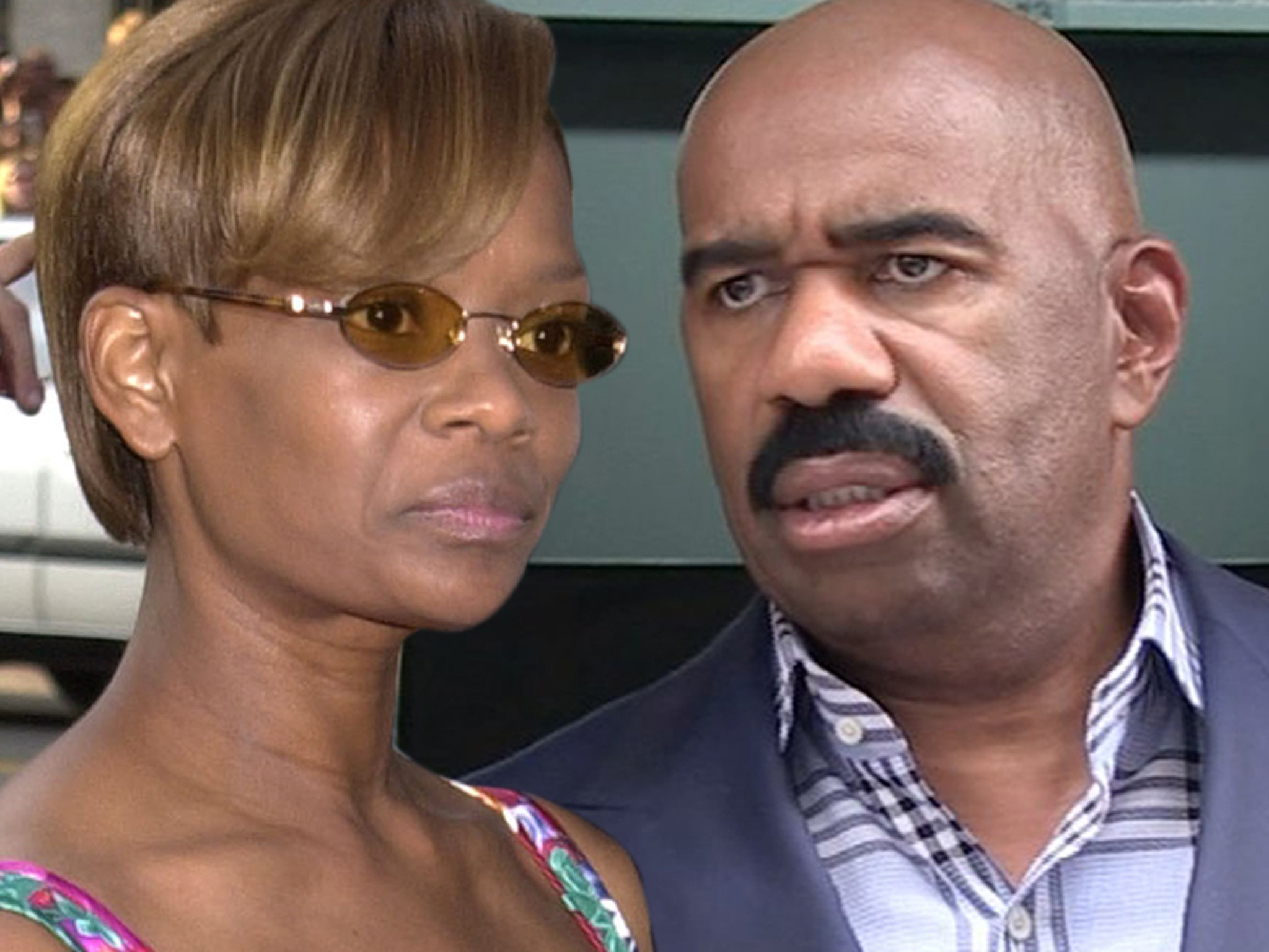 Steve Harvey's Ex-Wife Sues, He Owes Me $60 Million For Murdering My Soul