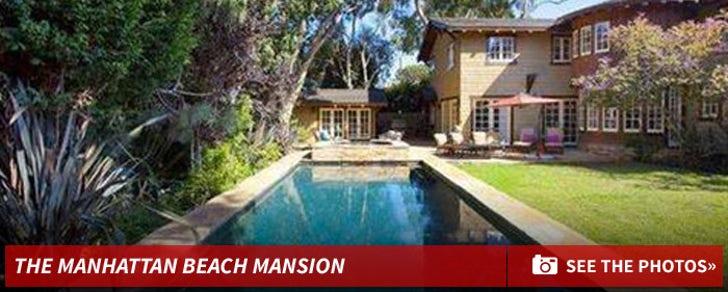 Lane Kiffin's Manhattan Beach Mansion