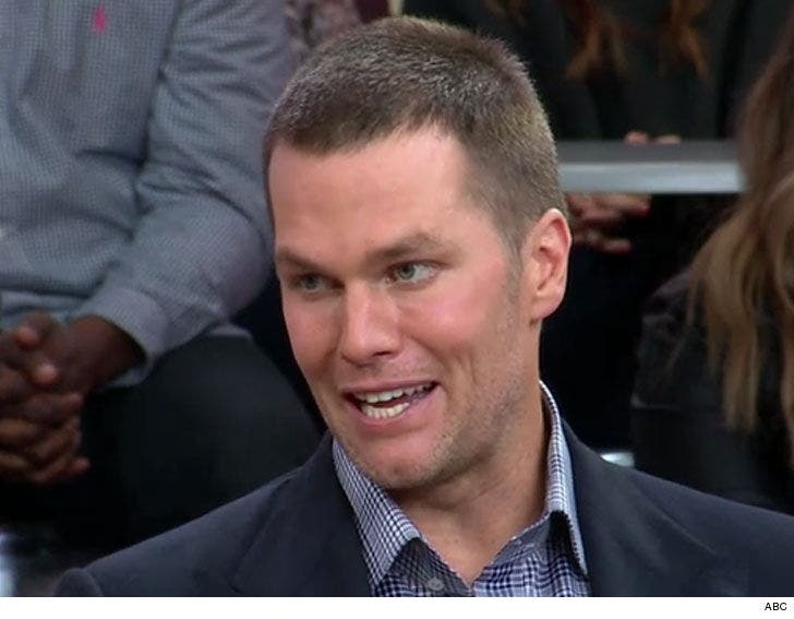 Tom Brady Says His Kids Live In Different Cities with