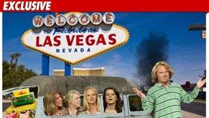 'Sister Wives' Fam -- Break Down in Las Vegas