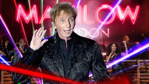 Barry Manilow Sued For Not Paying For Las Vegas Laser Production Equipment