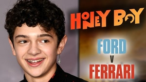Noah Jupe's Contracts for 'Honey Boy' and 'Ford v Ferrari' Differ Greatly