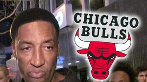 Scottie Pippen Says Bulls Fired Him From Advisor Role, 'Probably A Good Thing'
