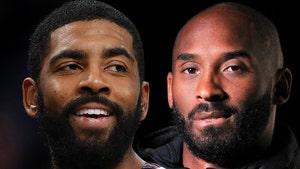 Kyrie Irving Reignites Movement for Kobe Bryant As NBA Logo, 'Gotta Happen'