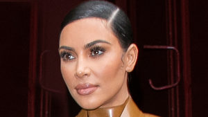 Kim Kardashian's New Look for KKW Beauty Could Be New 'SKKN' Trademark