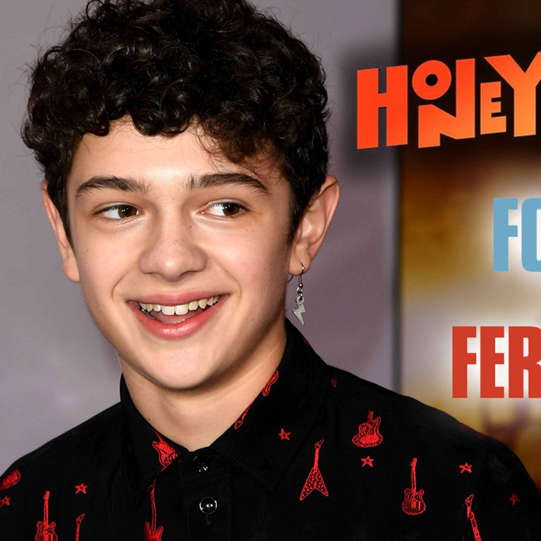 Noah Jupe S Contracts For Honey Boy And Ford V Ferrari Differ Greatly