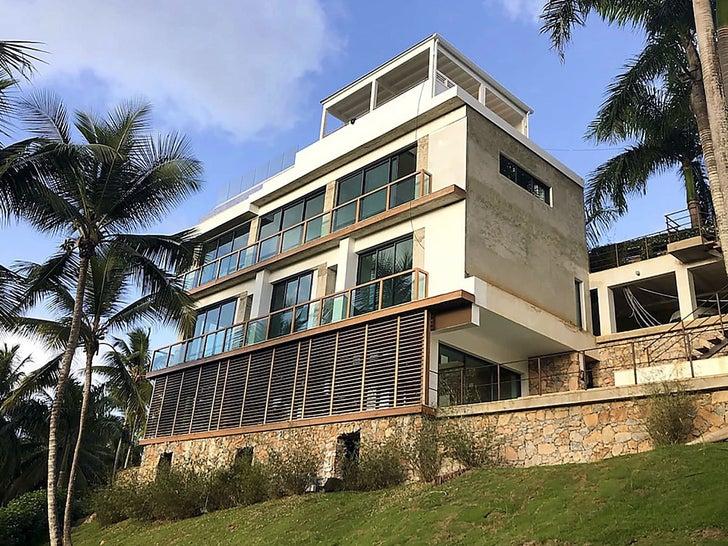 Cardi B's Dominican Republic Home