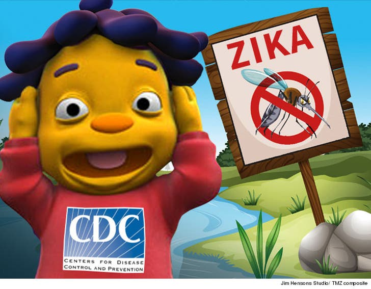 Jim Henson Company to Sign Deal with CDC for Zika Cartoon