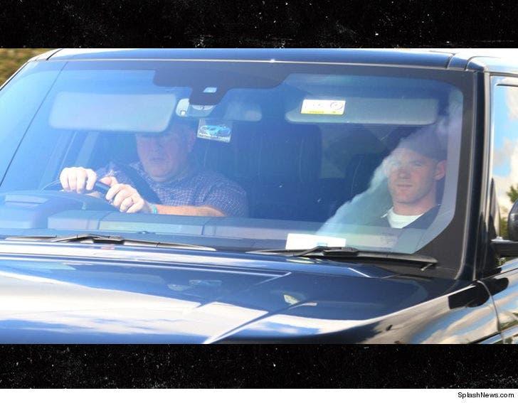 Wayne Rooney: No Driver's License? No Problem! I Got