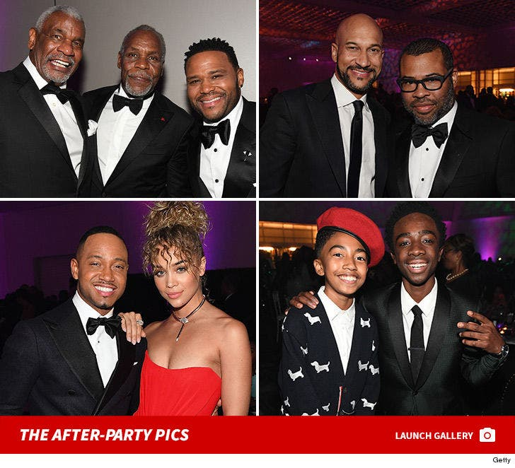 NAACP Image Awards -- The After-Party Pics