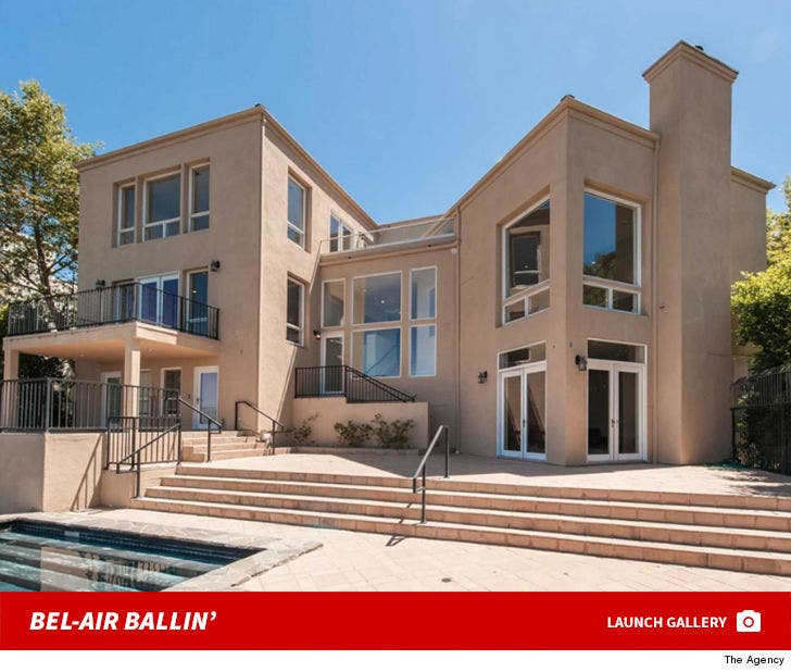 Wiz Khalifa Lists Los Angeles Home For Rent, Months After