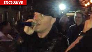 Fred Durst Busts Out Some Nookie ... Karaoke Style!!!