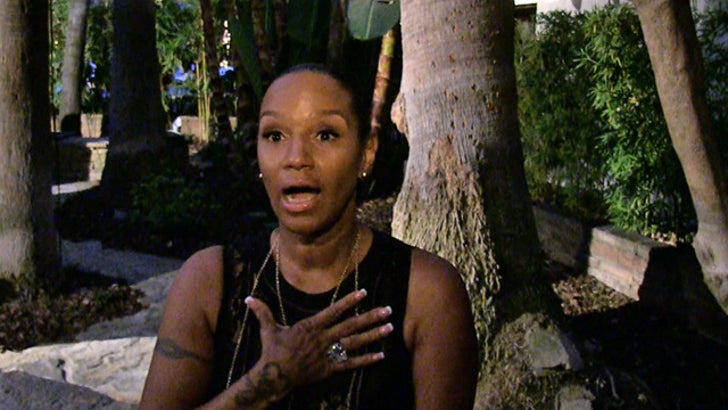 Basketball Wives Star -- My Husband Almost Left Me