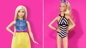 New Barbie vs. Old Barbie -- Who'd You Rather?!