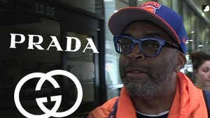 Spike Lee Boycotting Gucci and Prada Over 'Blackface Hateful Imagery'