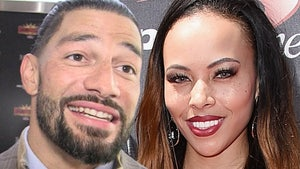 WWE's Roman Reigns Reveals Wife Is Pregnant With Twins, Again!