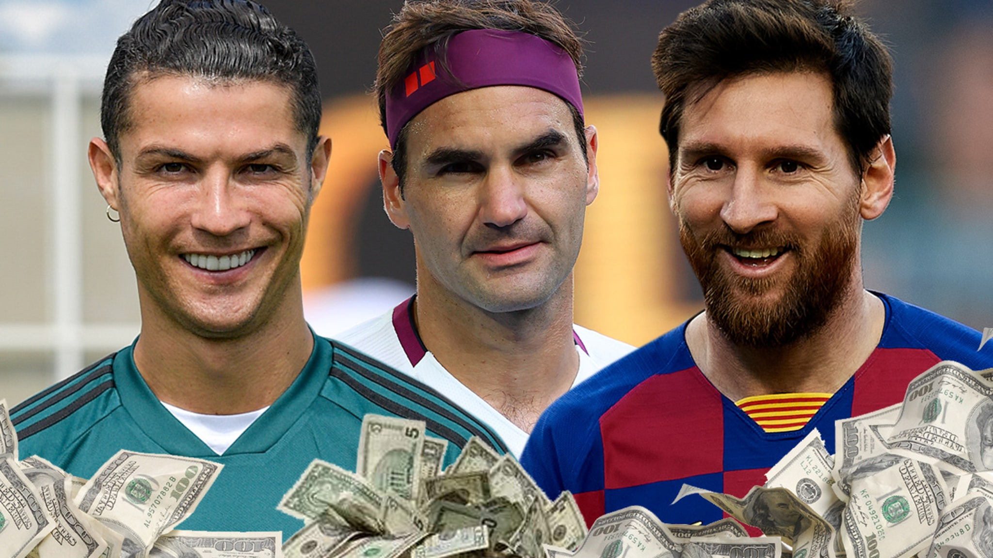 Roger Federer Tops Forbes' Highest-Paid Athlete List Due to COVID Pay Cuts
