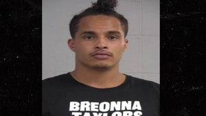 NFL's Kenny Stills Arrested During Louisville Protest, Mug Shot In Breonna Taylor Shirt