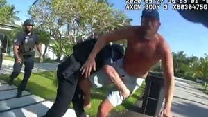 Trump's Ex-Campaign Manager Tackled by Cop on Body Cam Video
