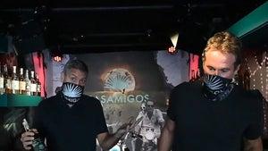 George Clooney, Rande Gerber Bringing Halloween Spirit to Celebs, Fans