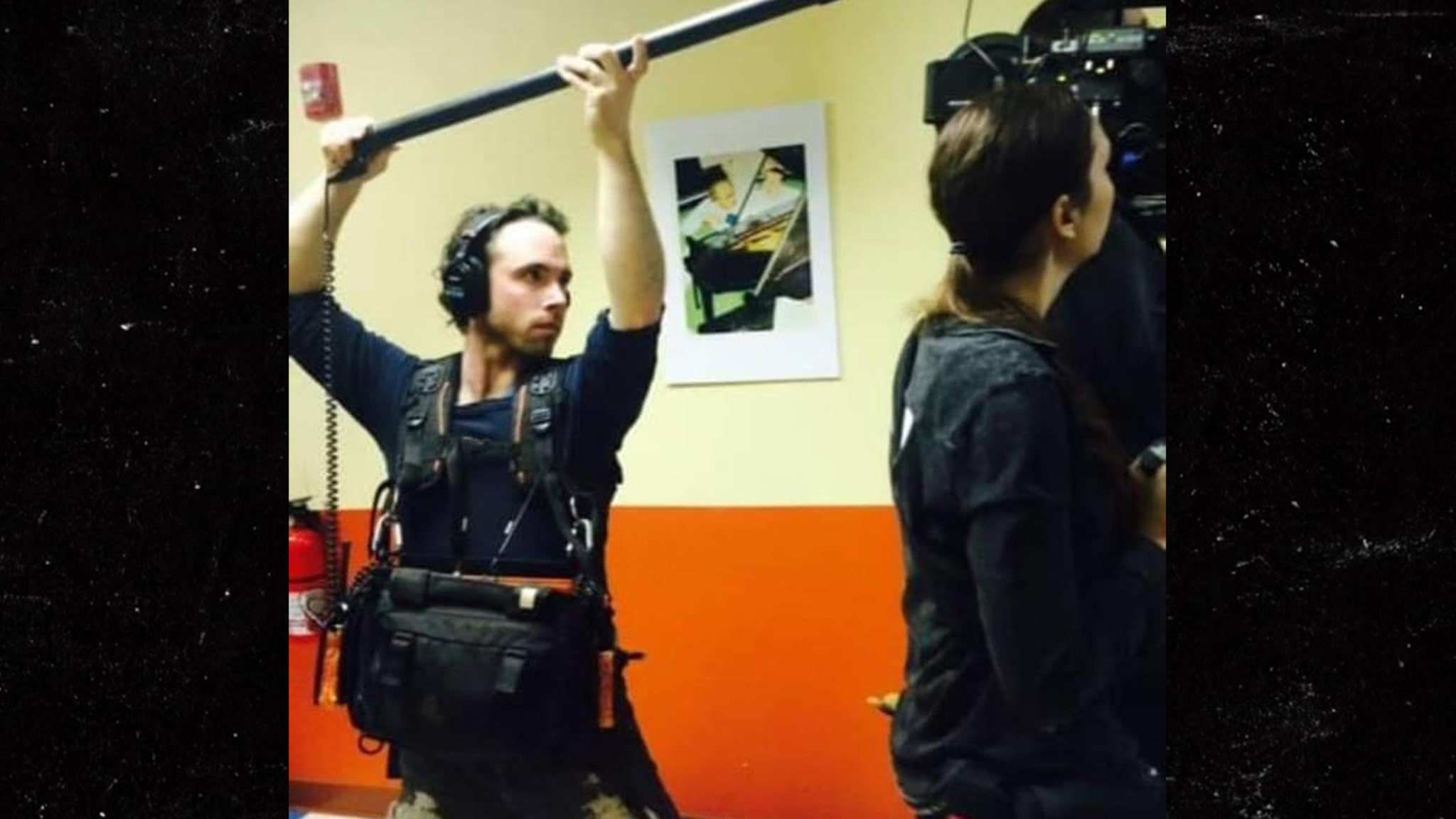 'Nomadland' Sound Mixer Michael Wolf Snyder Dies by Suicide at 35 - TMZ