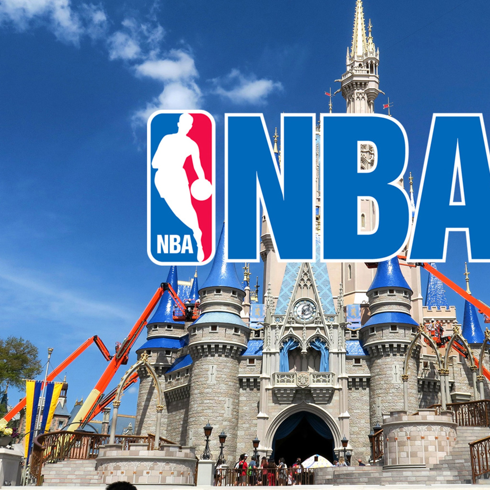 NBA In Talks With Disney World About Resuming Play At Florida Resort