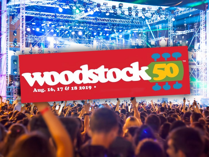 Woodstock 50 May End Up Being Free; Dead & Company Pull Out