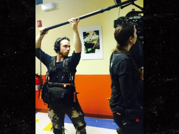 'Nomadland' sound mixer Michael Wolf Snyder dies by suicide at 35.jpg
