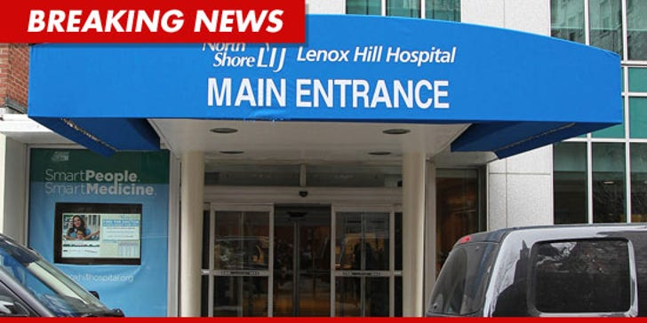 Beyonce Baby Drama -- Hospital DENIES Closing Off Maternity