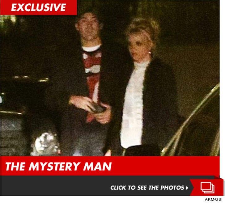 Britney Spears' Mystery Man