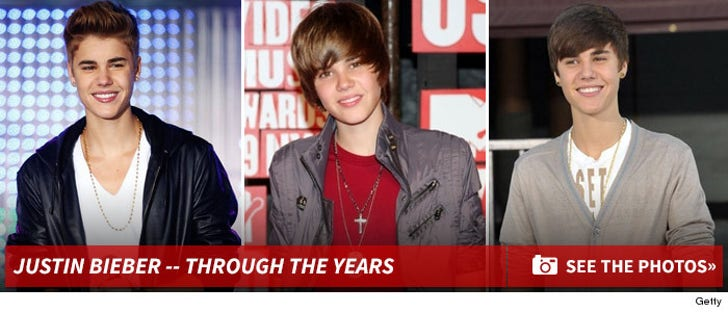 Justin Bieber -- Through the Years!