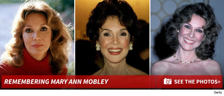 Remembering Mary Ann Mobley