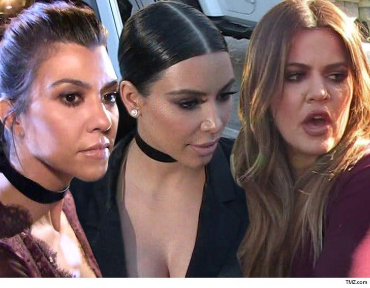 0565abe8a4d Kim, Khloe and Kourtney Kardashian Sued Over Beauty Line