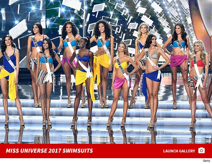 2017 Miss Universe Swimsuits