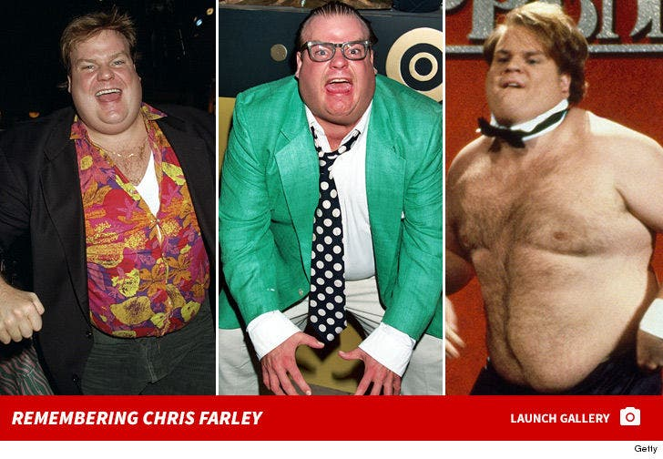 Remembering Chris Farley